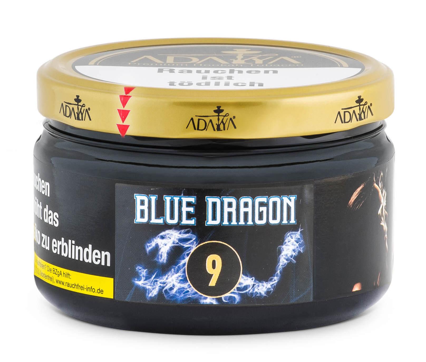 Adalya Tabak Blue Dragon #9 200g