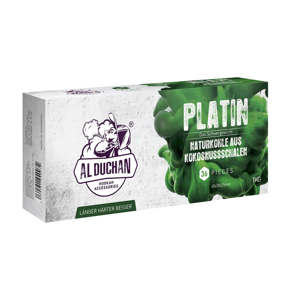Al Duchan Platin Grün - 1kg