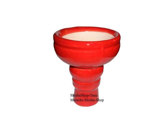 Tabakkopf Aladin 7,5cm - Rot