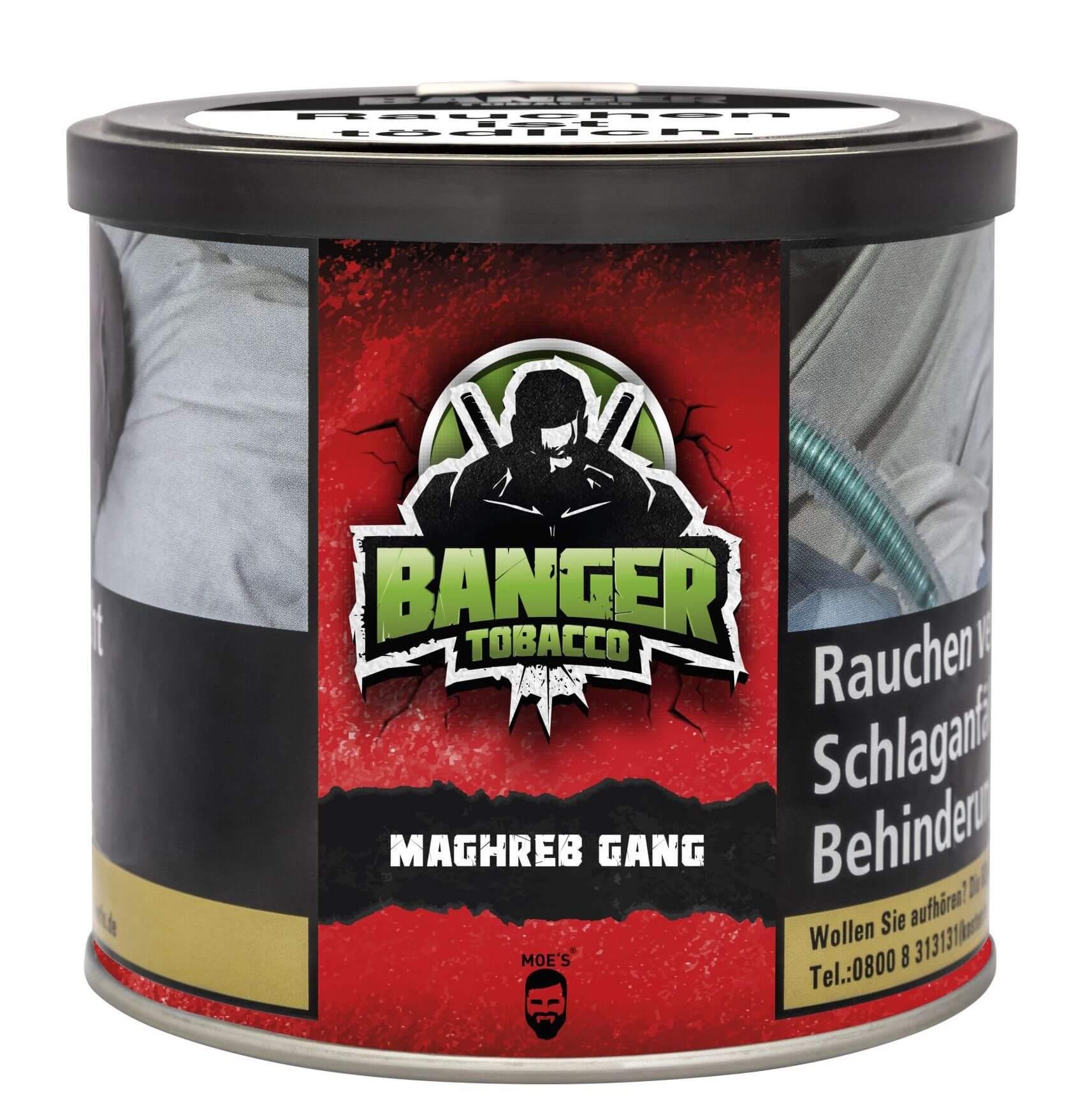 Banger Tabak Maghreb Gang 200g