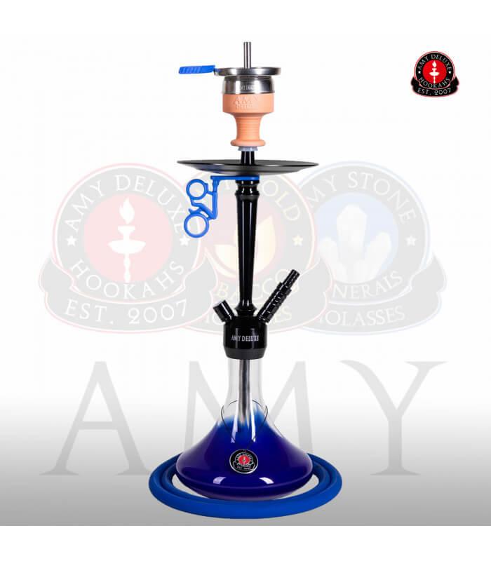 Amy Alu Deluxe Klick S 066 (RS Schwarz / Farbe Blau)