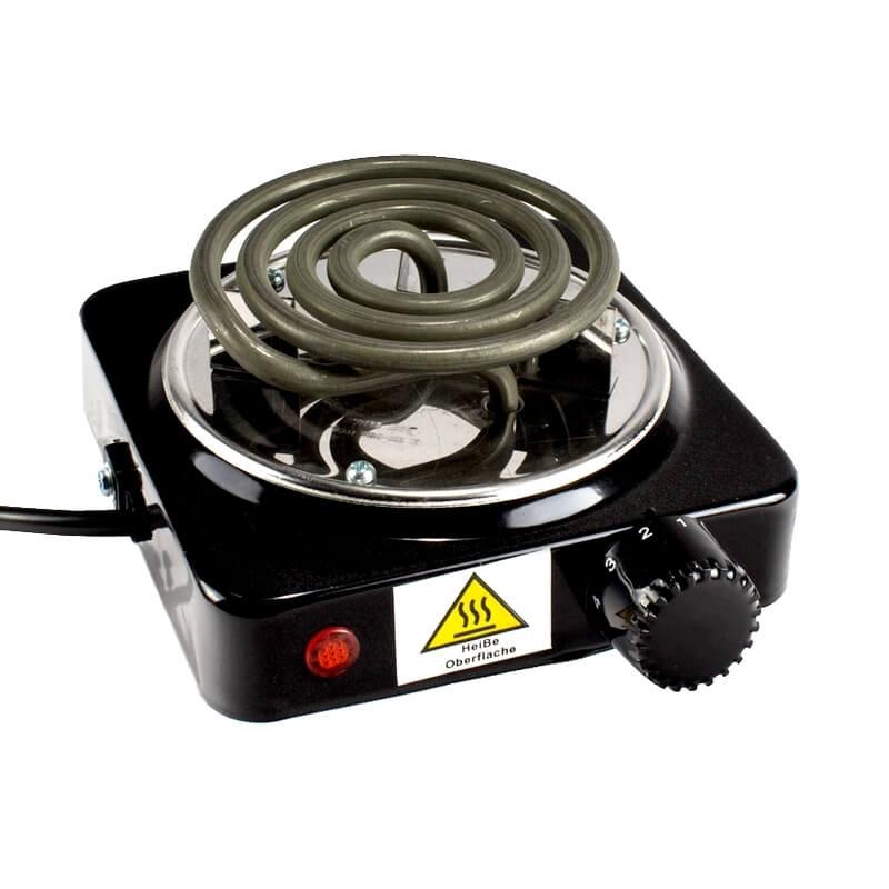 Broburner - Kohleanzünder (elektrisch)