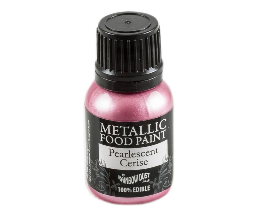 Rainbow Dust Metallic Farbe - Pearlescent Cerise