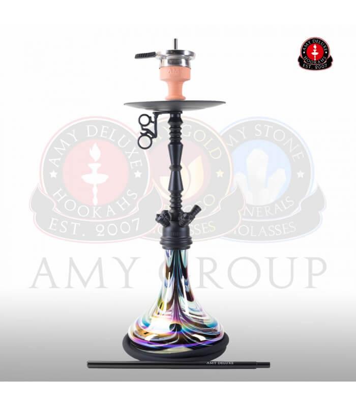 Amy Deluxe Zoom Rainbow Klick II (RS Schwarz / Farbe Schwarz)