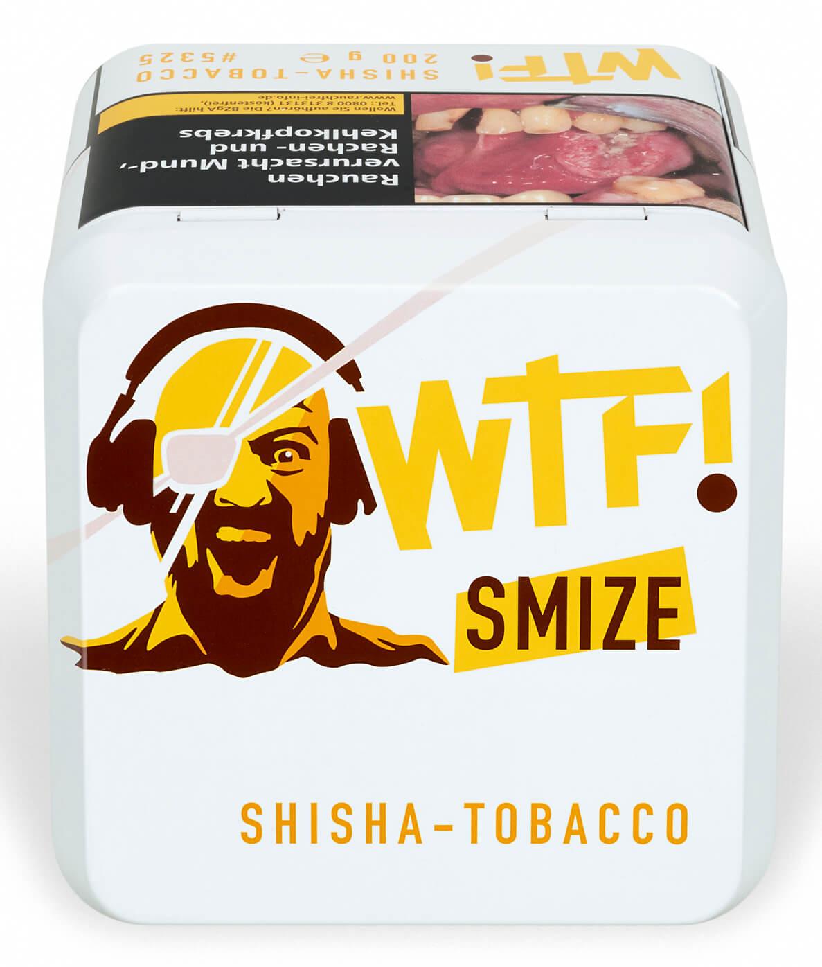 WTF Tabak Smize 200g