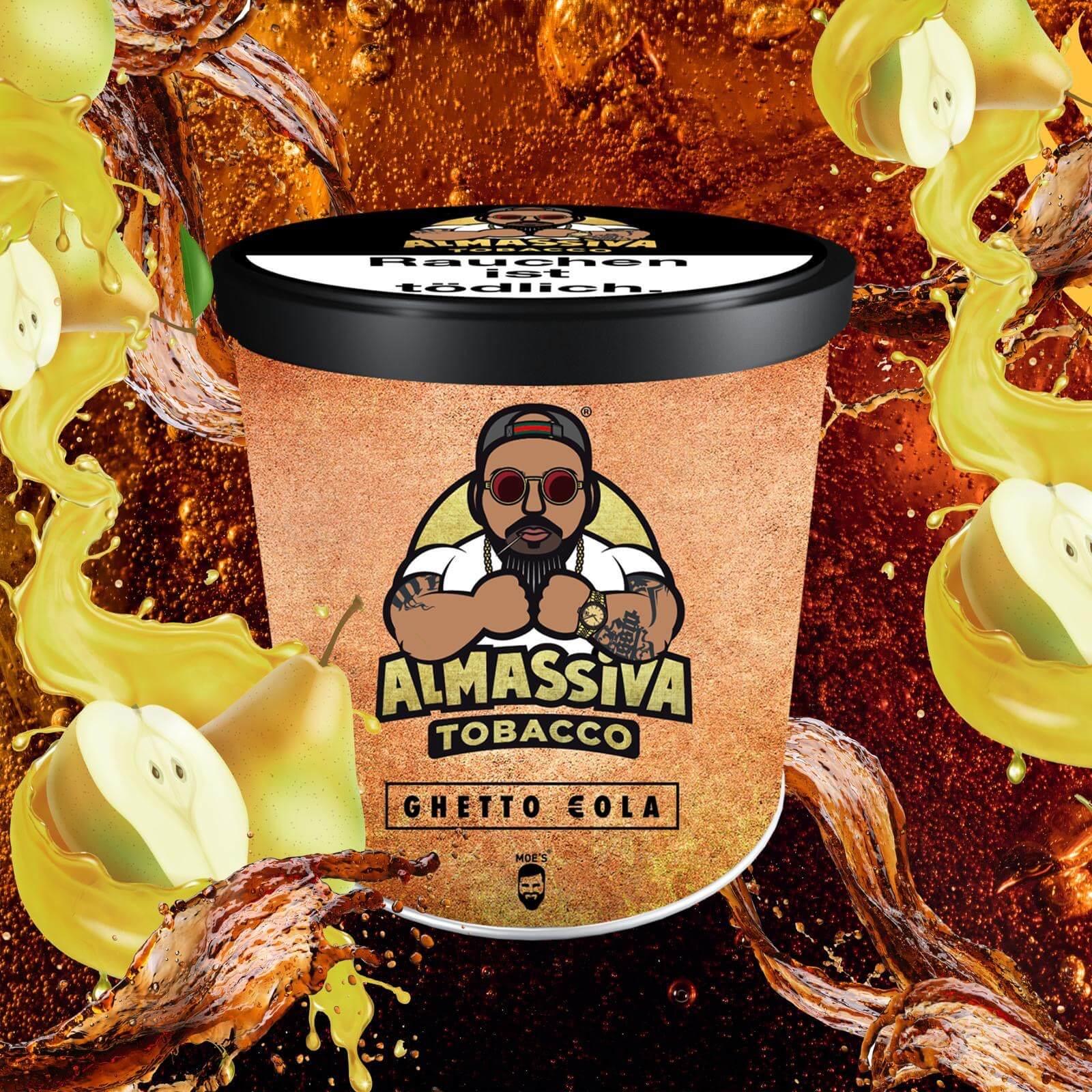 Al Massiva Tabak Ghetto €ola 200g