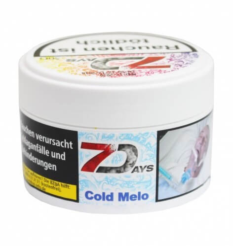 7 Days Classic Tabak - Cold Melo 50g