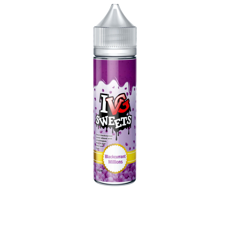 I VG - Sweets - Cola Bottles 50ml - 0mg