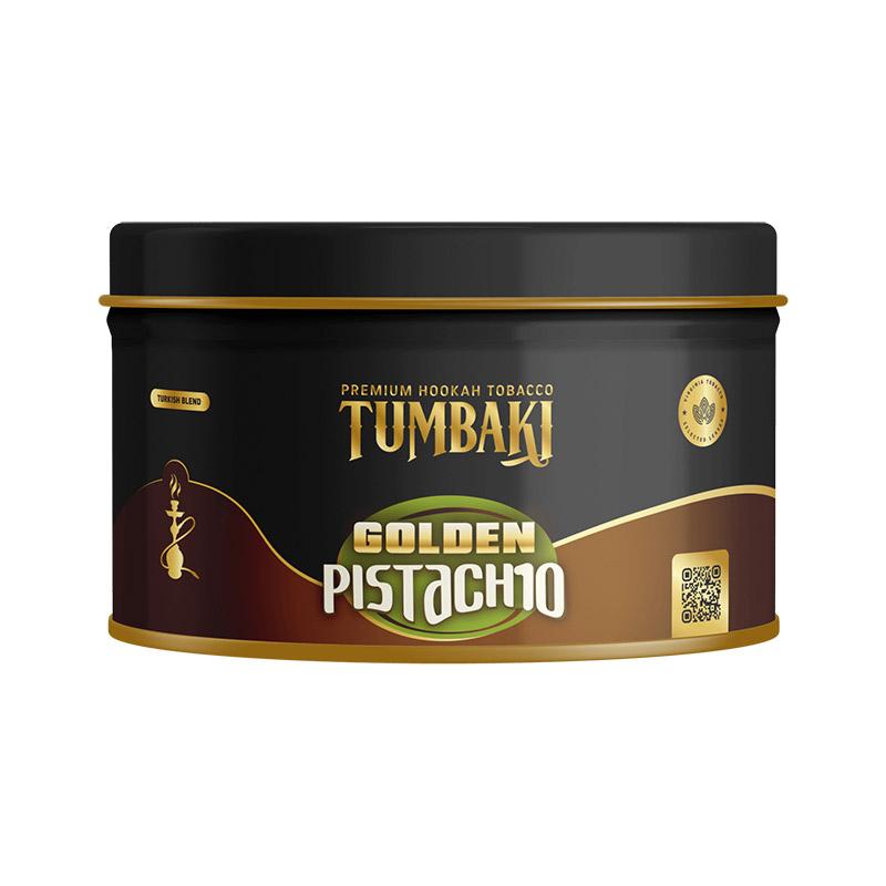 Tumbaki Tabak Golden Pistac1o 200g