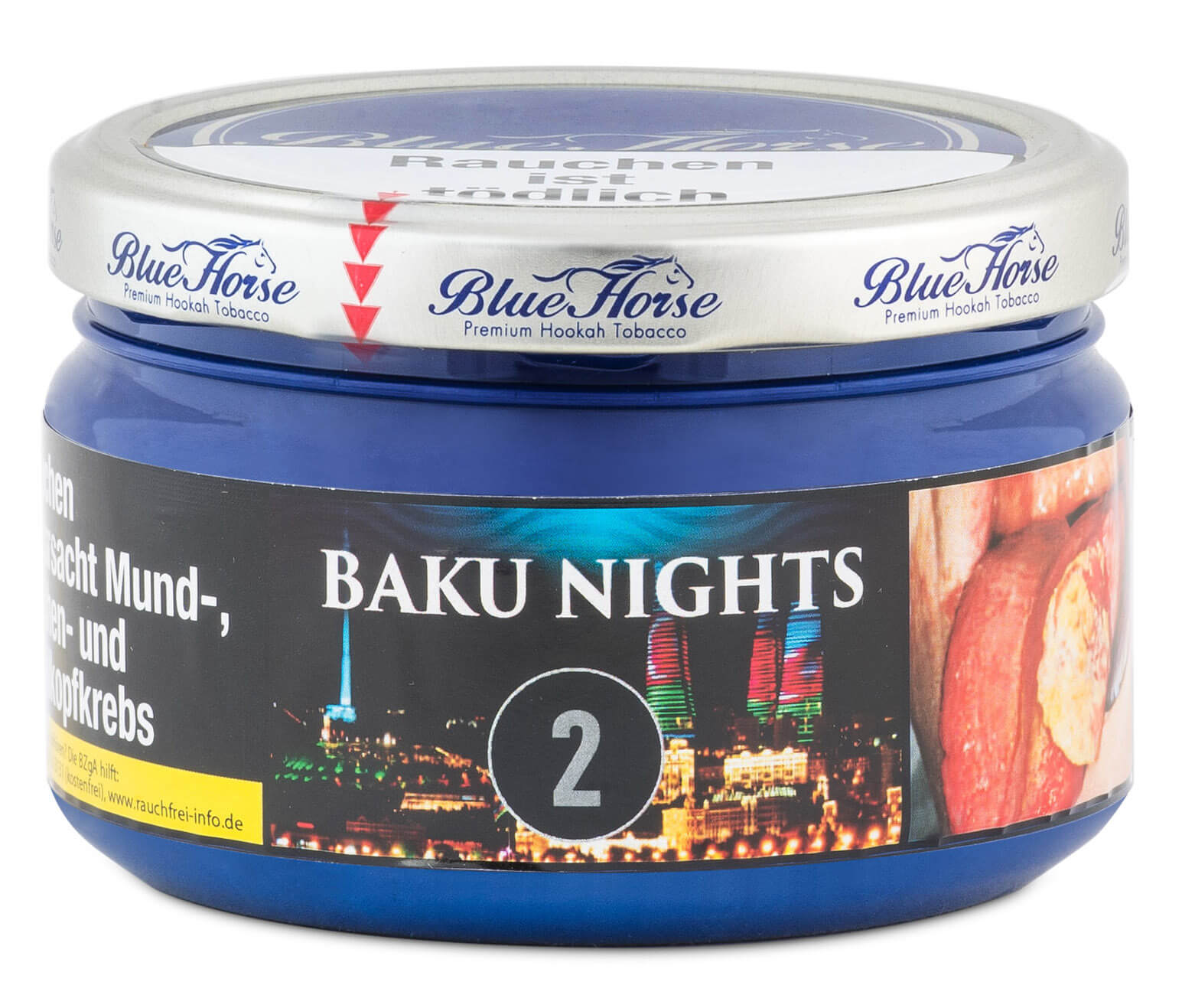 Blue Horse Tabak Baku Nights 200g