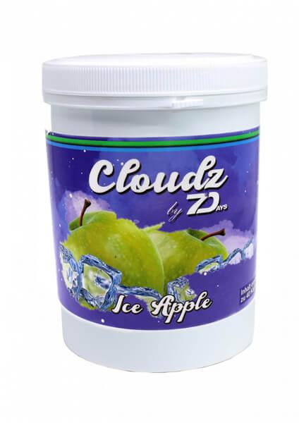 Cloudz by 7 Days Dampfsteine 500g | Ice Apple