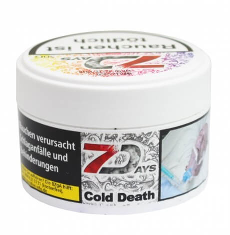 7 Days Classic Tabak - Cold Death 50g