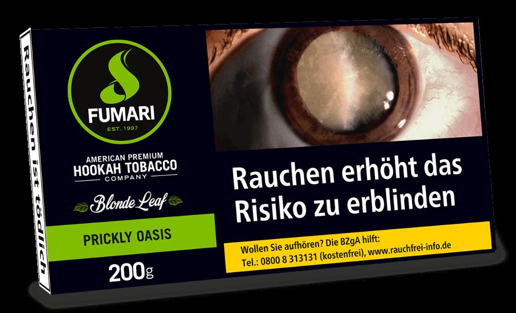 Fumari Tabak Prickly Oasis 200g