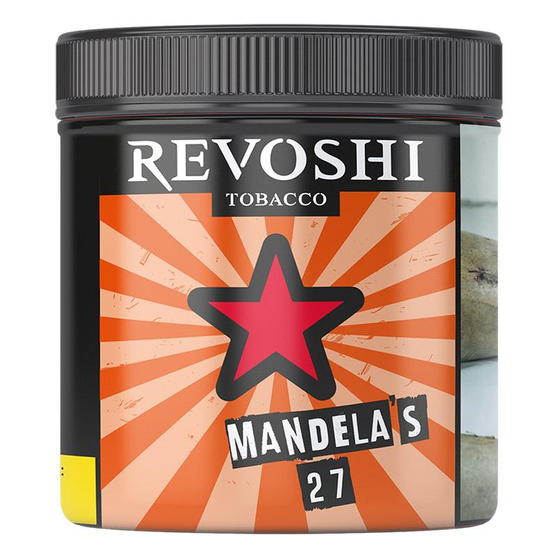 Revoshi Tabak Mandela's 27 200g