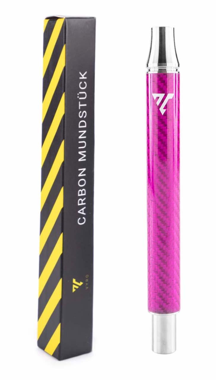 AEON VYRO Carbon Mundstück 17cm (Pink)