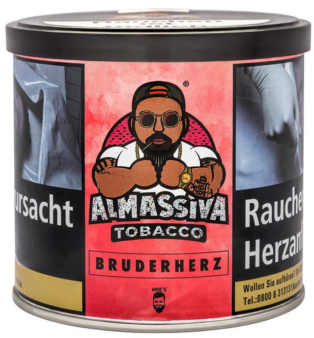Al Massiva Tabak Bruderherz 200g
