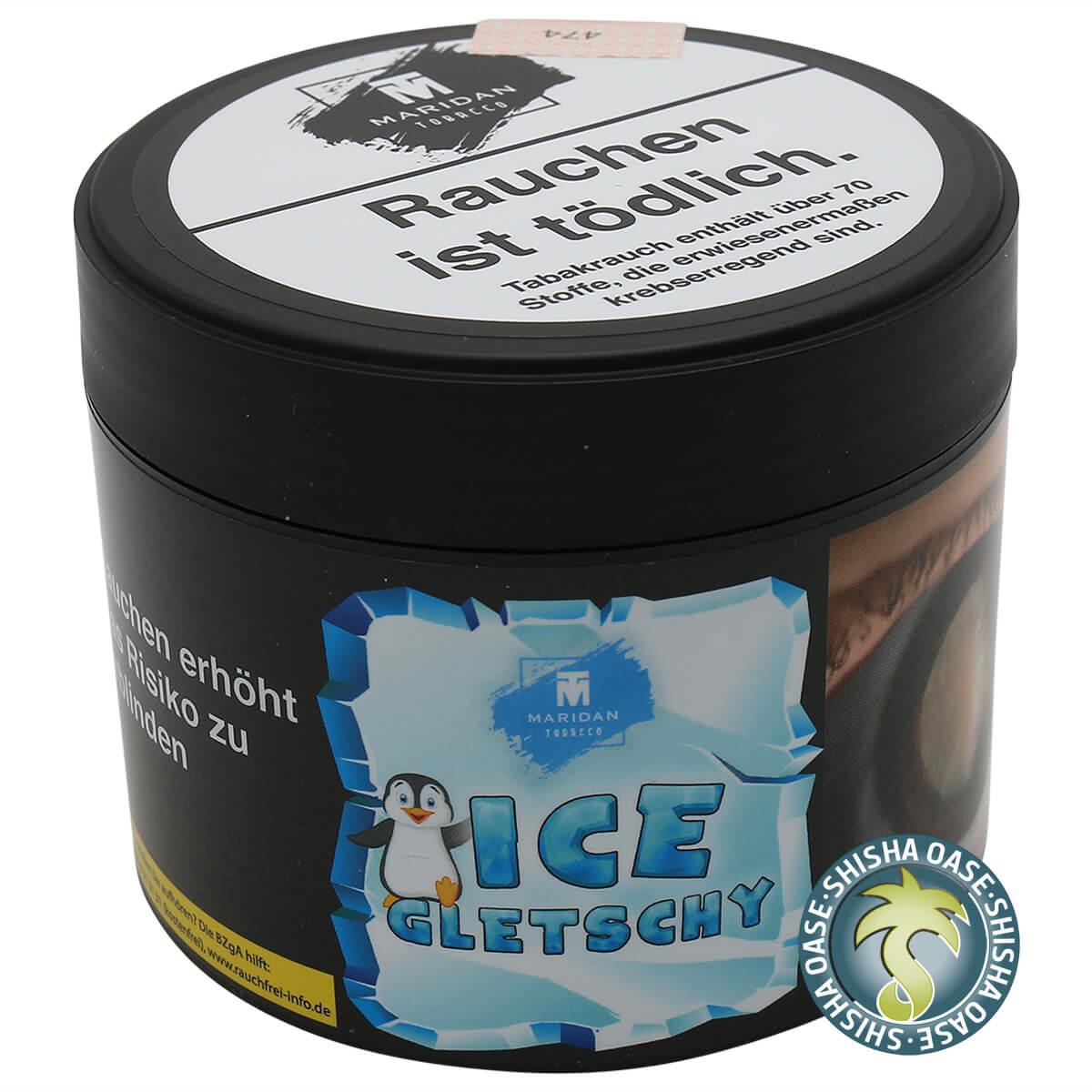 Maridan Tabak 200g Dose - Ice Gletschy