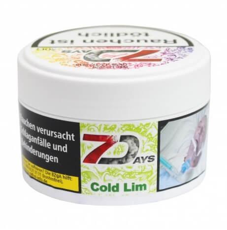 7 Days Classic Tabak - Cold Lim 50g