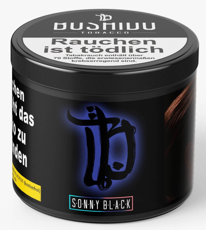 Bushido Tabak 200g Sonny Black