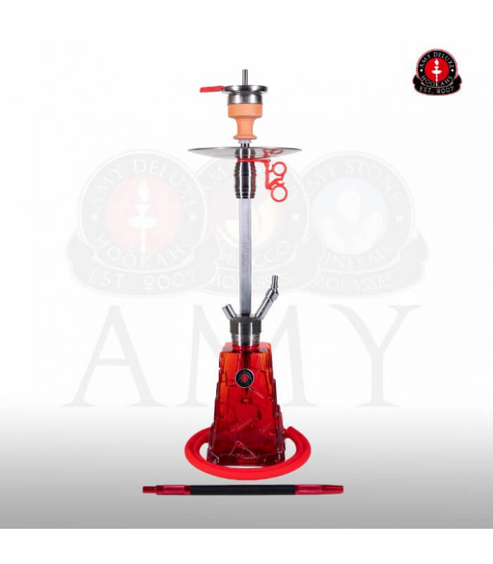 Amy Deluxe Crystallica (Rot)
