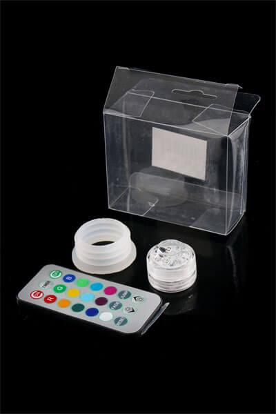 Mini LED-Licht mit Fernbedienung