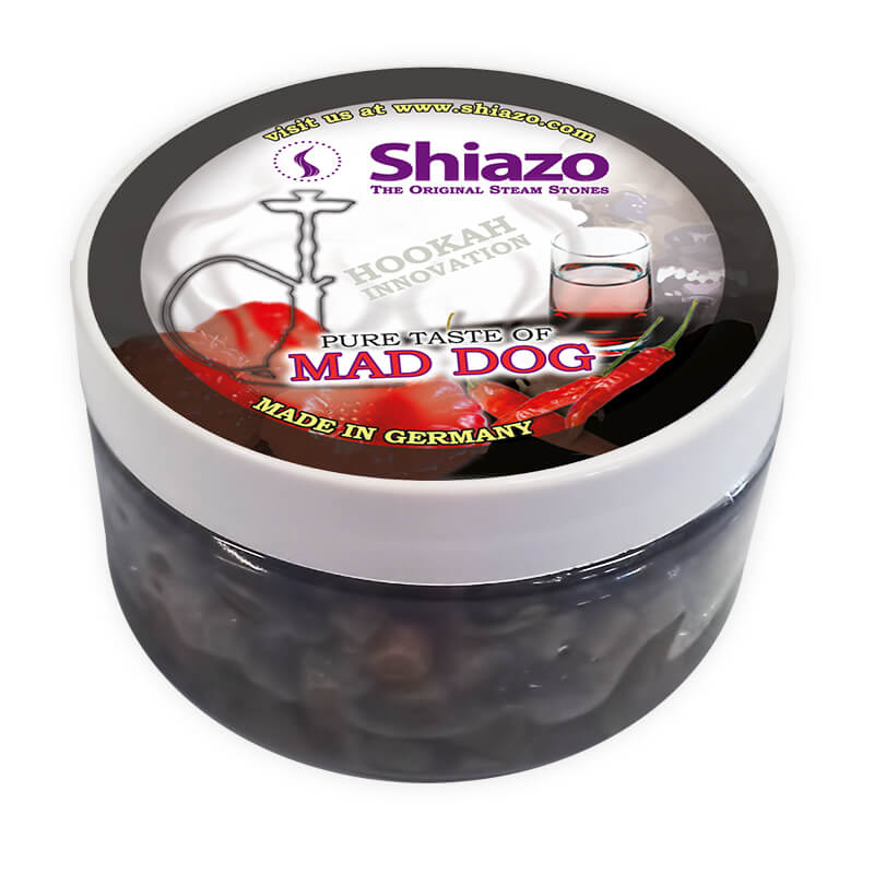 Shiazo 100g - Mad Dog Flavour