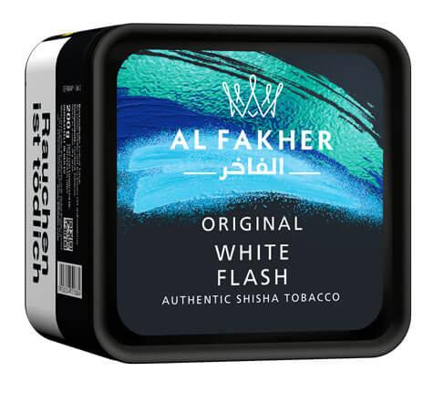Al Fakher Tabak White Flash 200g