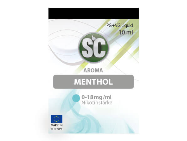 Menthol Liquid (10ml) 18 mg/ml