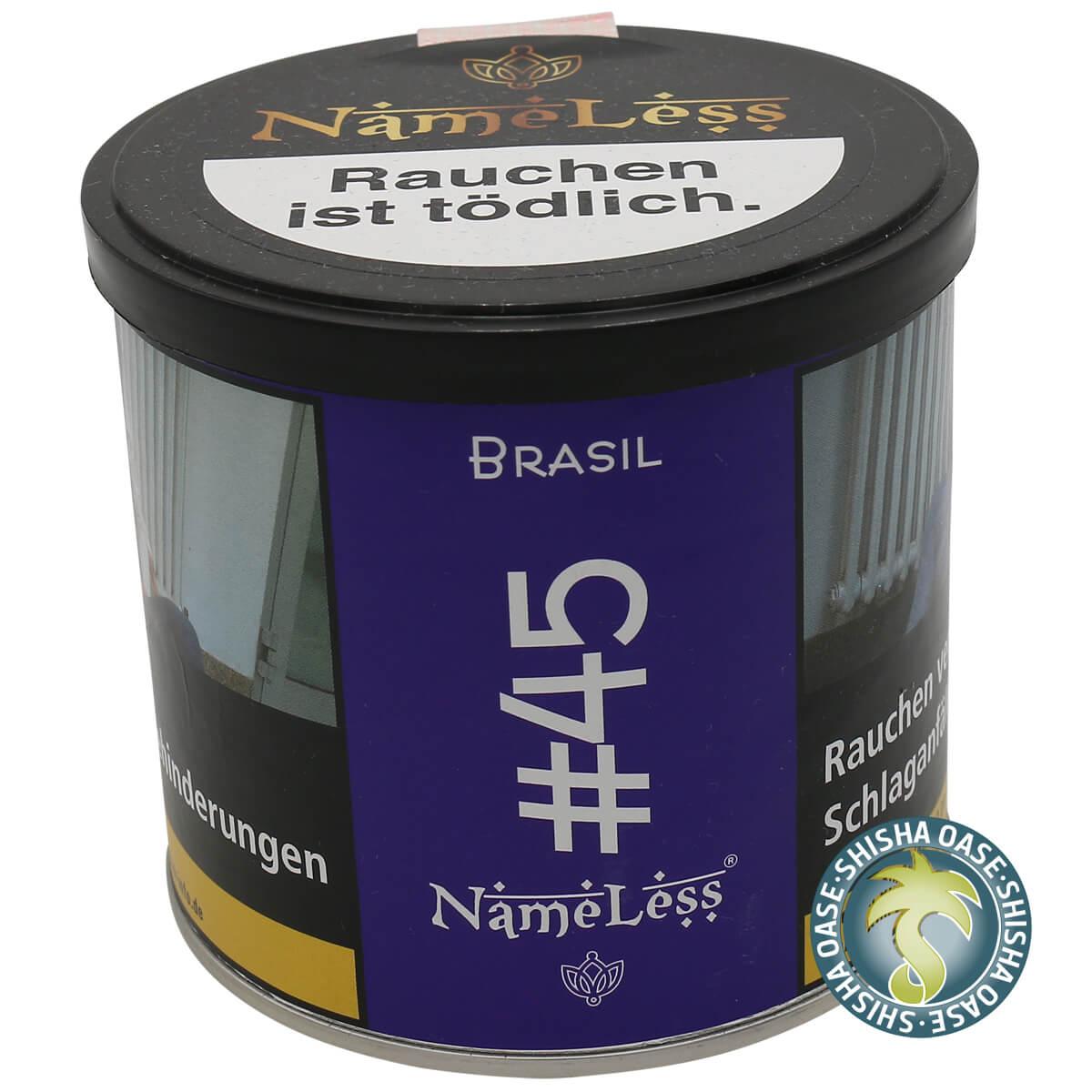 Nameless Tabak #45 Brazil 200g