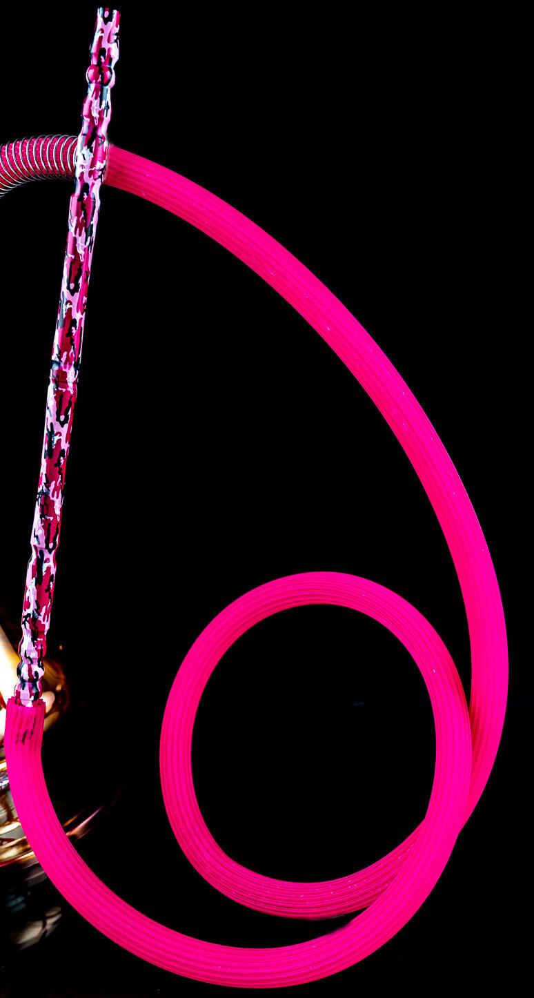 Dschinni Schlauchset Hokus Pokus Soldier | Pink