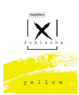Xschischa Sparkles 50g | Yellow Sparkle