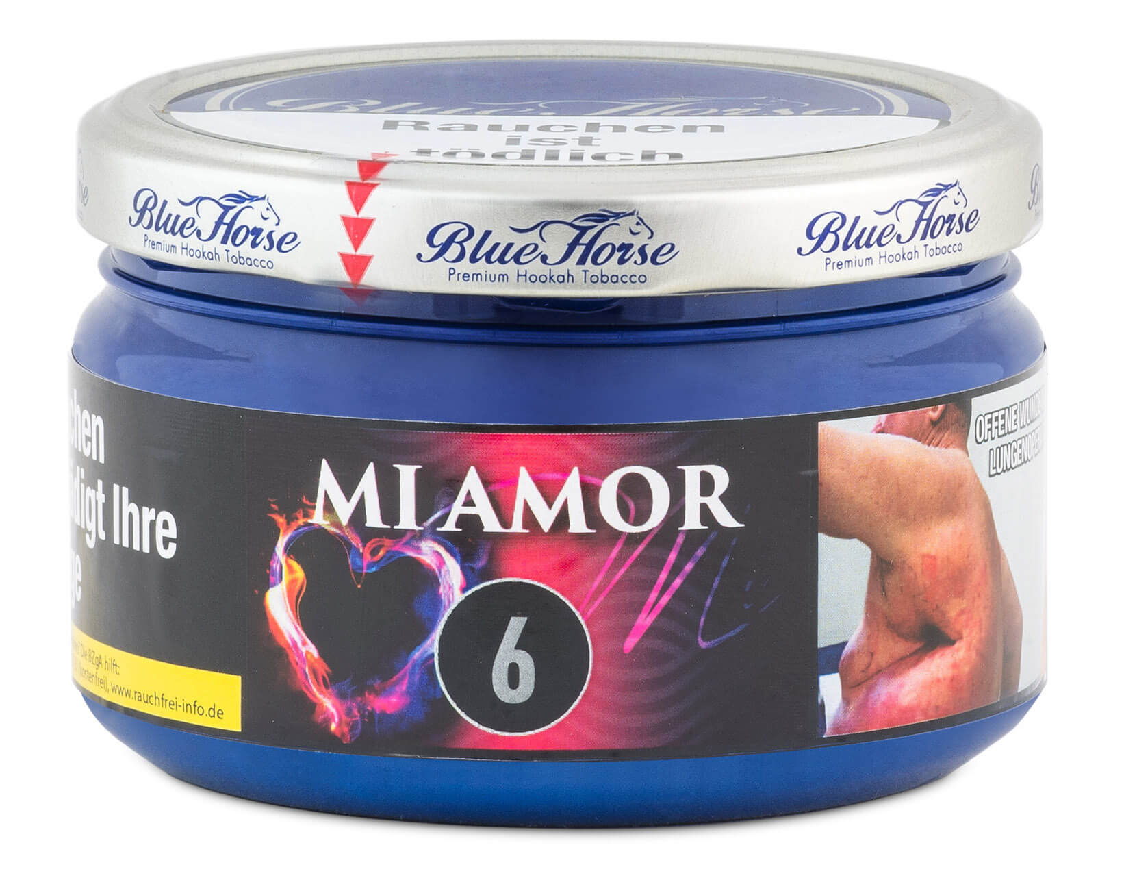 Blue Horse Tabak Mi Amor 200g