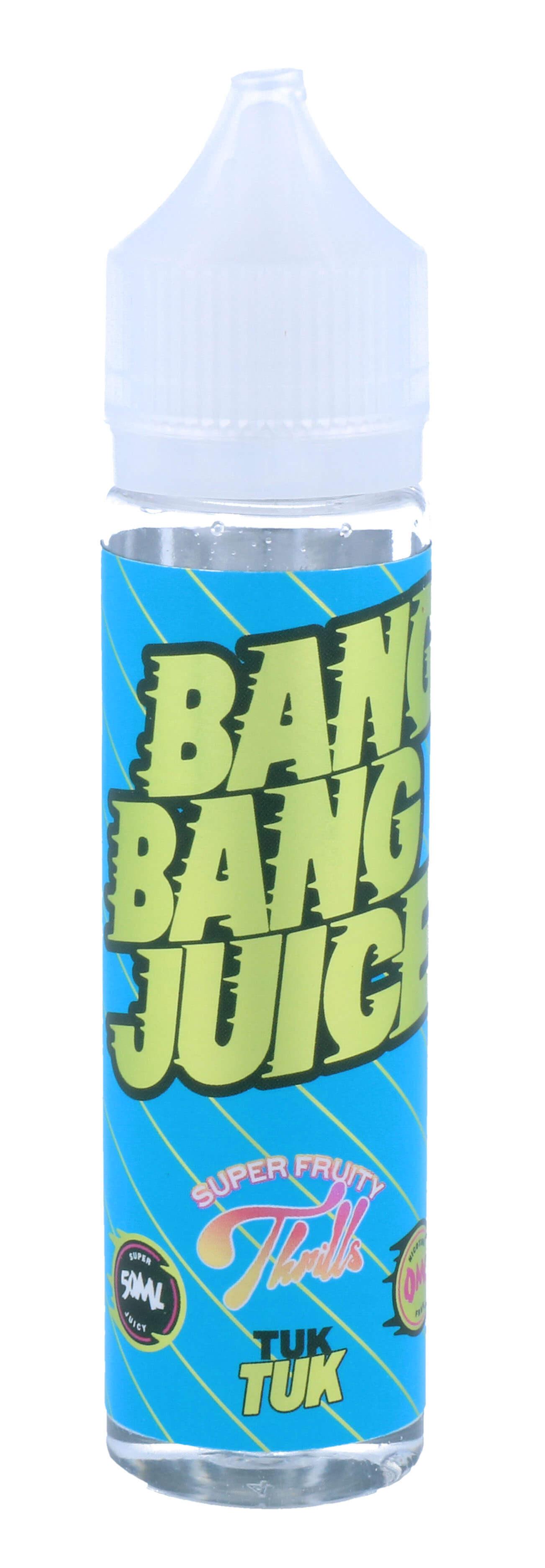 Bang Bang Juice - Tuk Tuk - 50ml - 0mg/ml