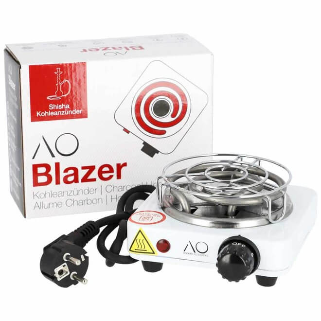 AO Blazer 500W Kohleanzünder | elektrisch