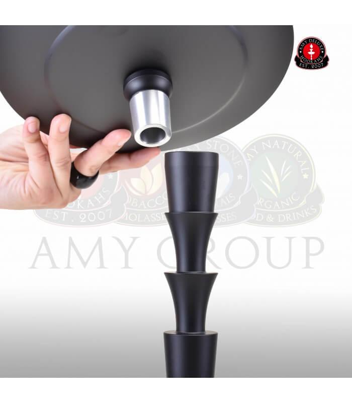 Amy Alu-X Klick 065 (RS Schwarz / Farbe Schwarz)