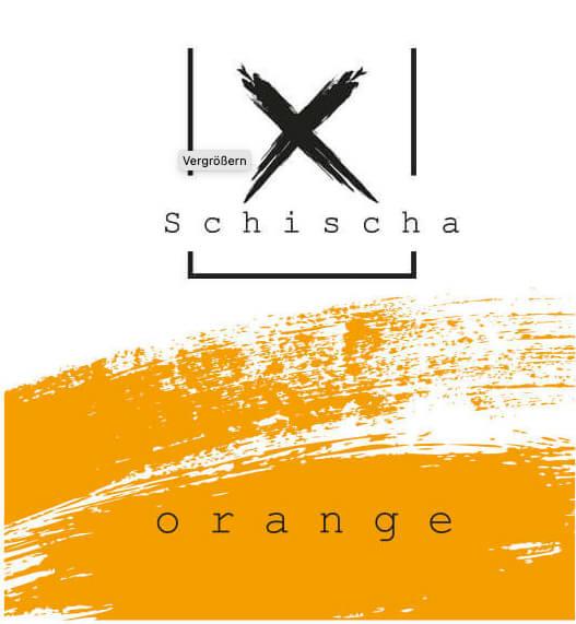 Xschischa Sparkles 50g | Orange Sparkle