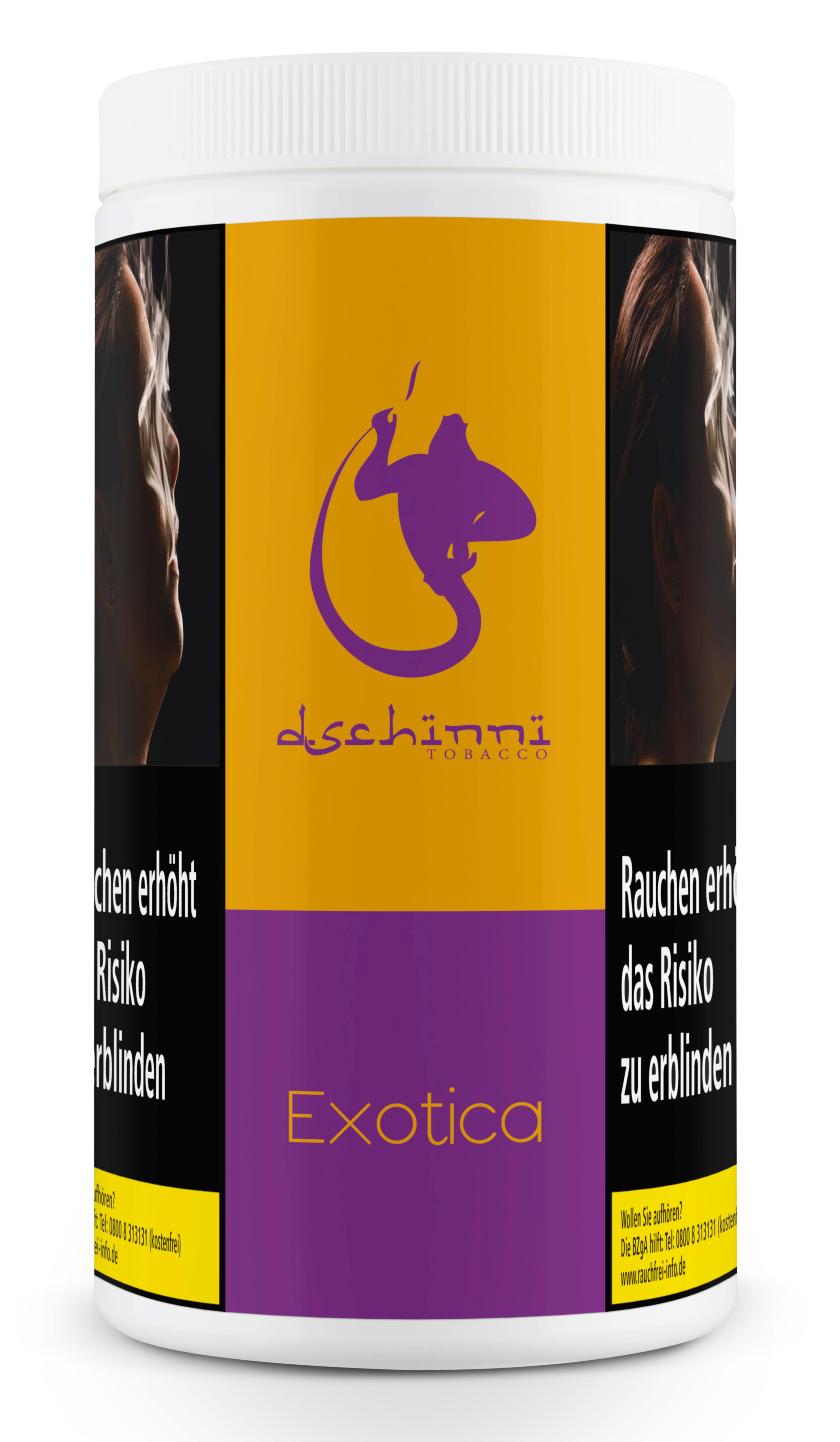 Dschinni Tobacco - Exotica 1kg