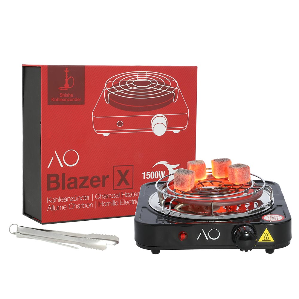 AO Blazer X 1500W Kohleanzünder | elektrisch