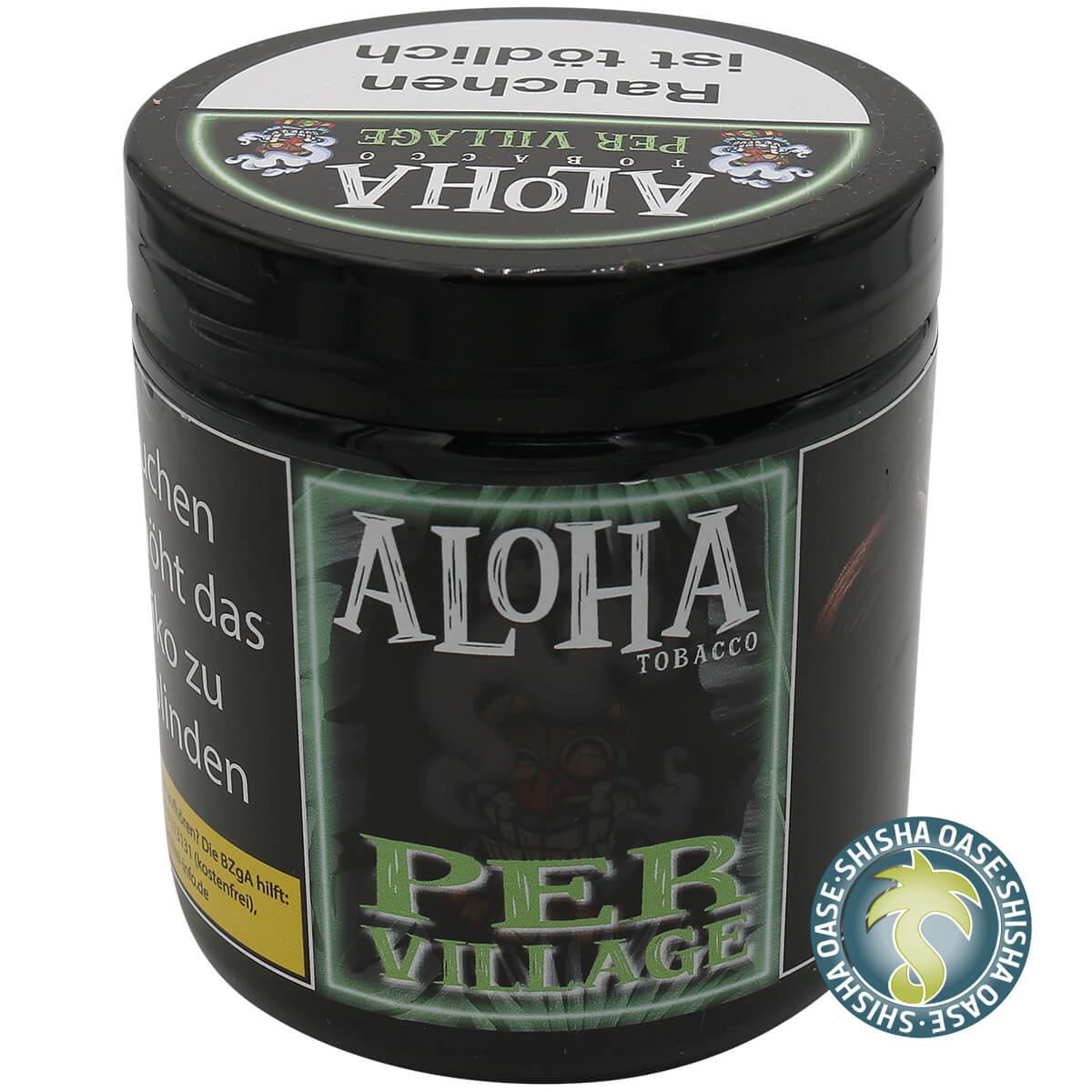 Aloha Tabak 200g Dose   Per Village