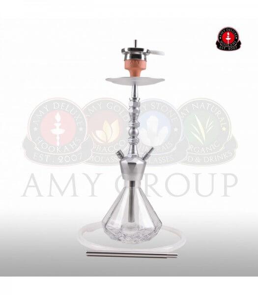 Amy Alu Diamond Klick S 062 (RS Silber / Farbe Transparent)