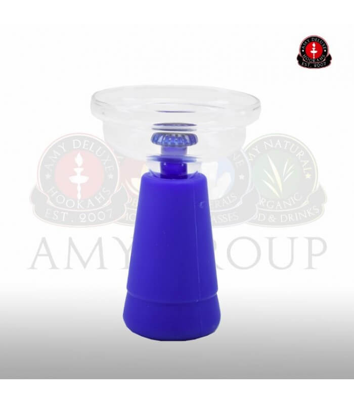 Amy Deluxe Vapo GlasSi - Blau