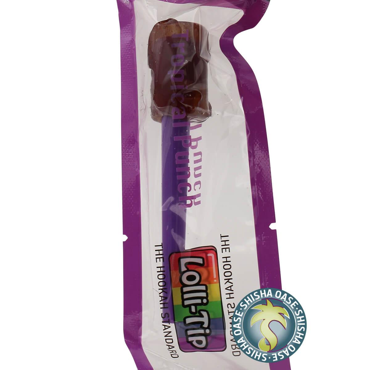 Hygienemundstück mit Lolli | Lolli Tip | Tropical Punch