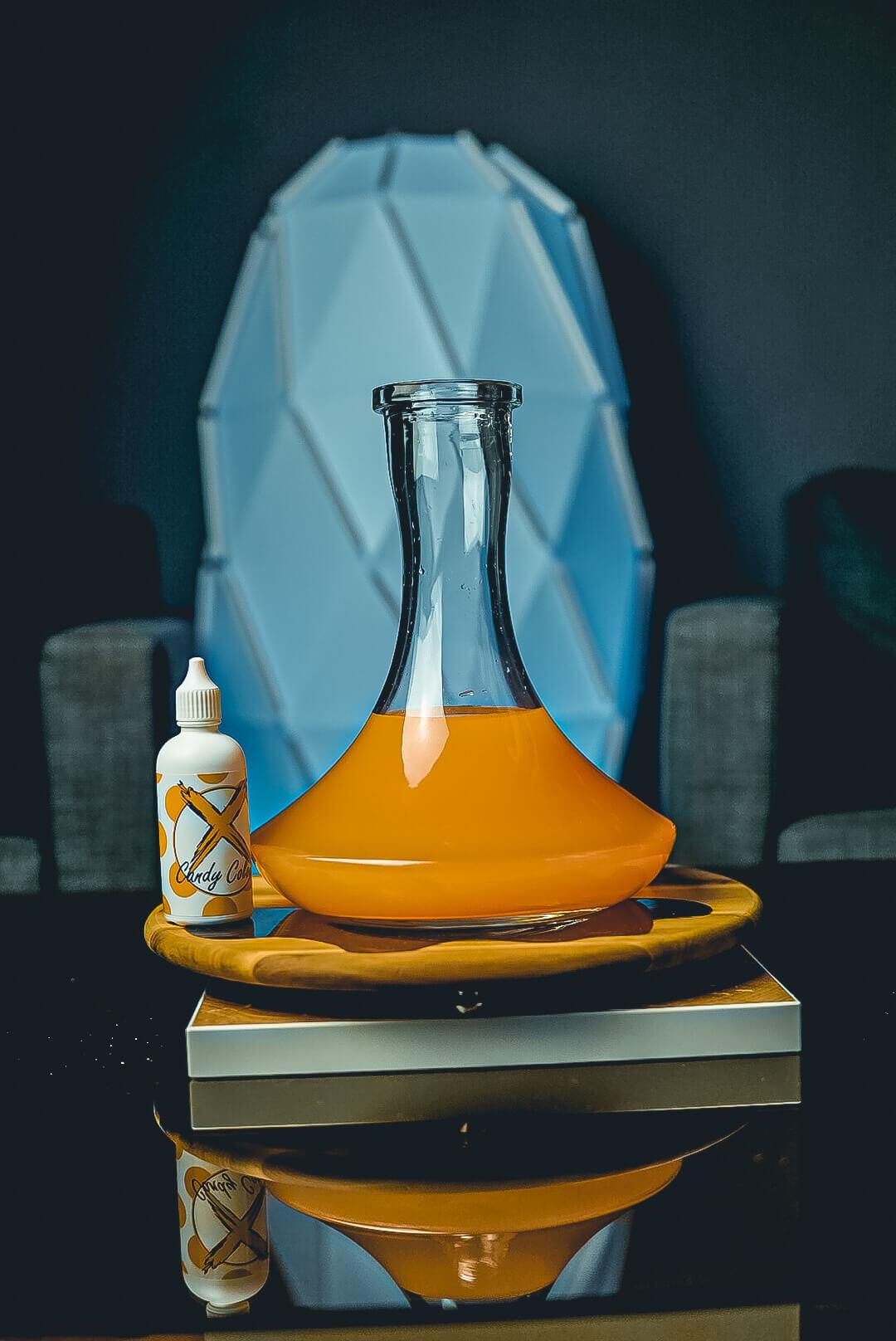 Xschischa Candy Colour 100ml | Orange