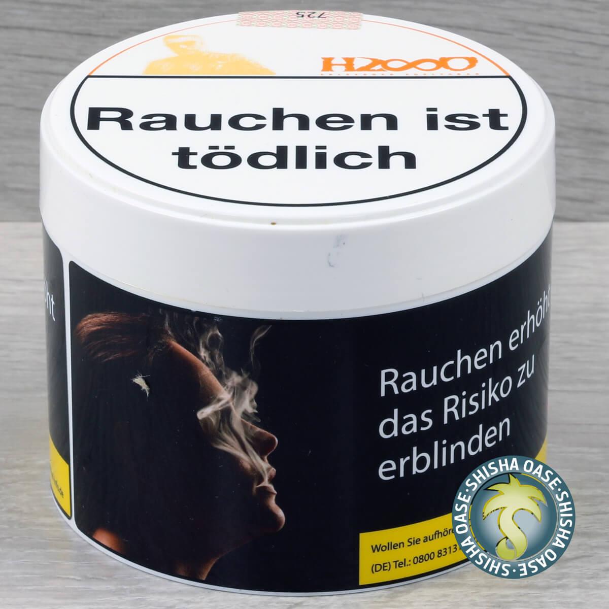 Hasso Tobacco 200g - Rebellution