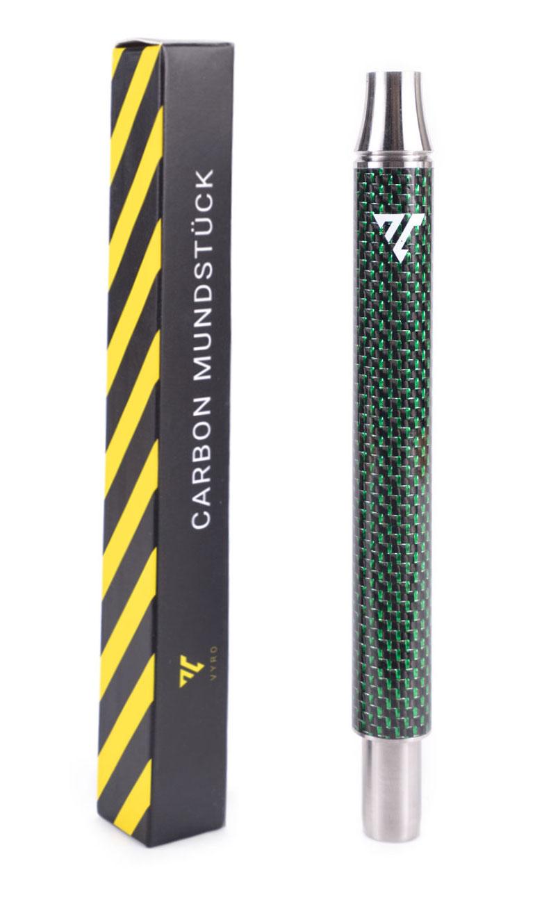 AEON VYRO Carbon Mundstück 17cm (Grün)