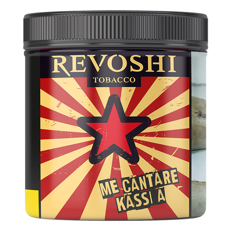 Revoshi Tabak Me Cantare Cassia 200g
