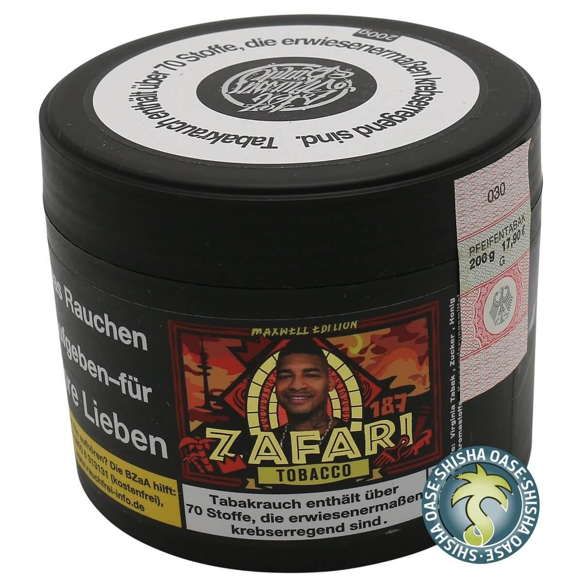187 Tabak Zafari 200g