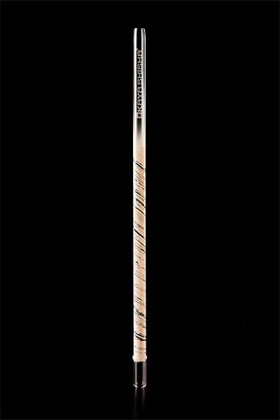 Slight Line XL Glasmundstück - Paint (White)