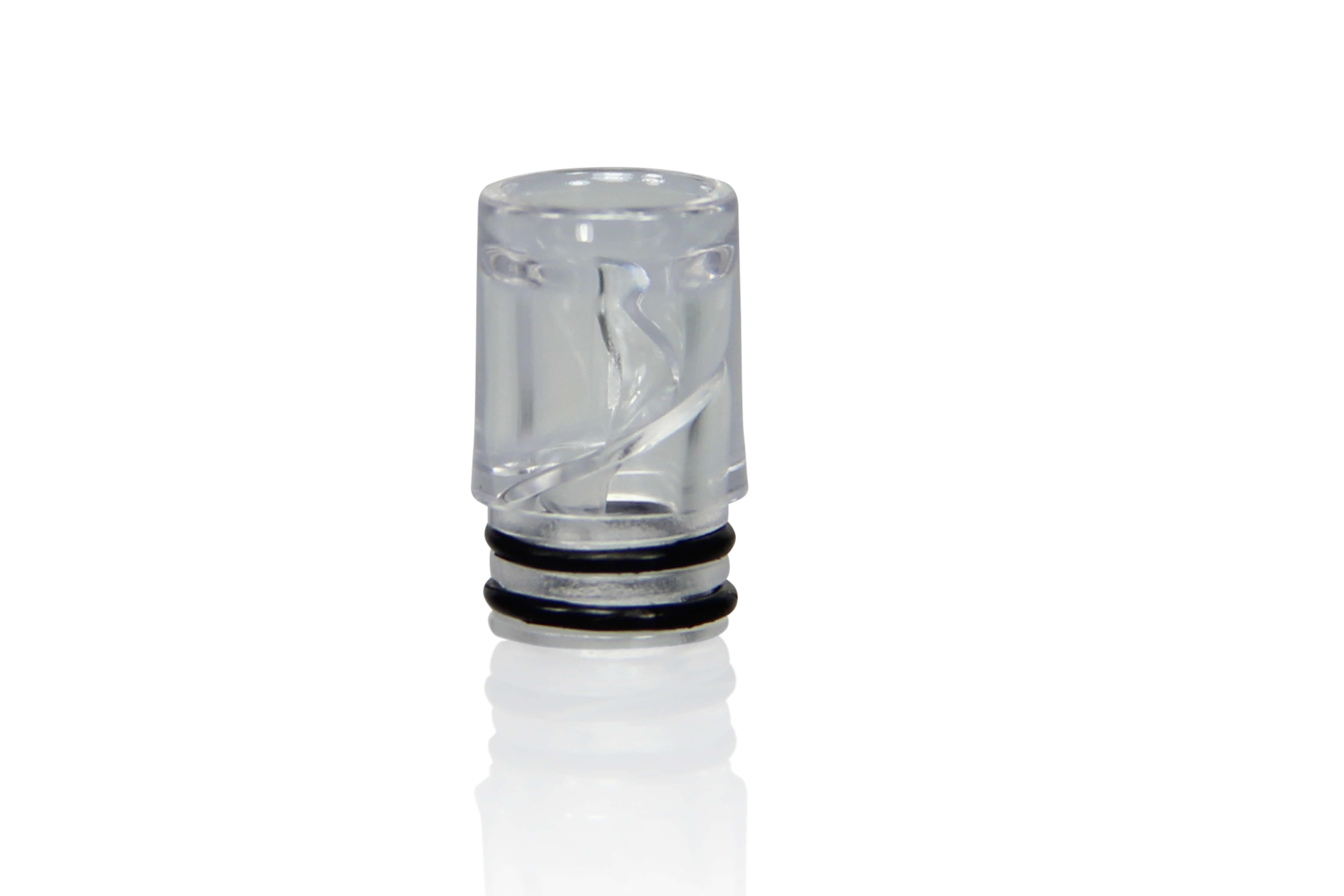 InnoCigs Spiral Mundstück transparent (5 Stück pro Packung)