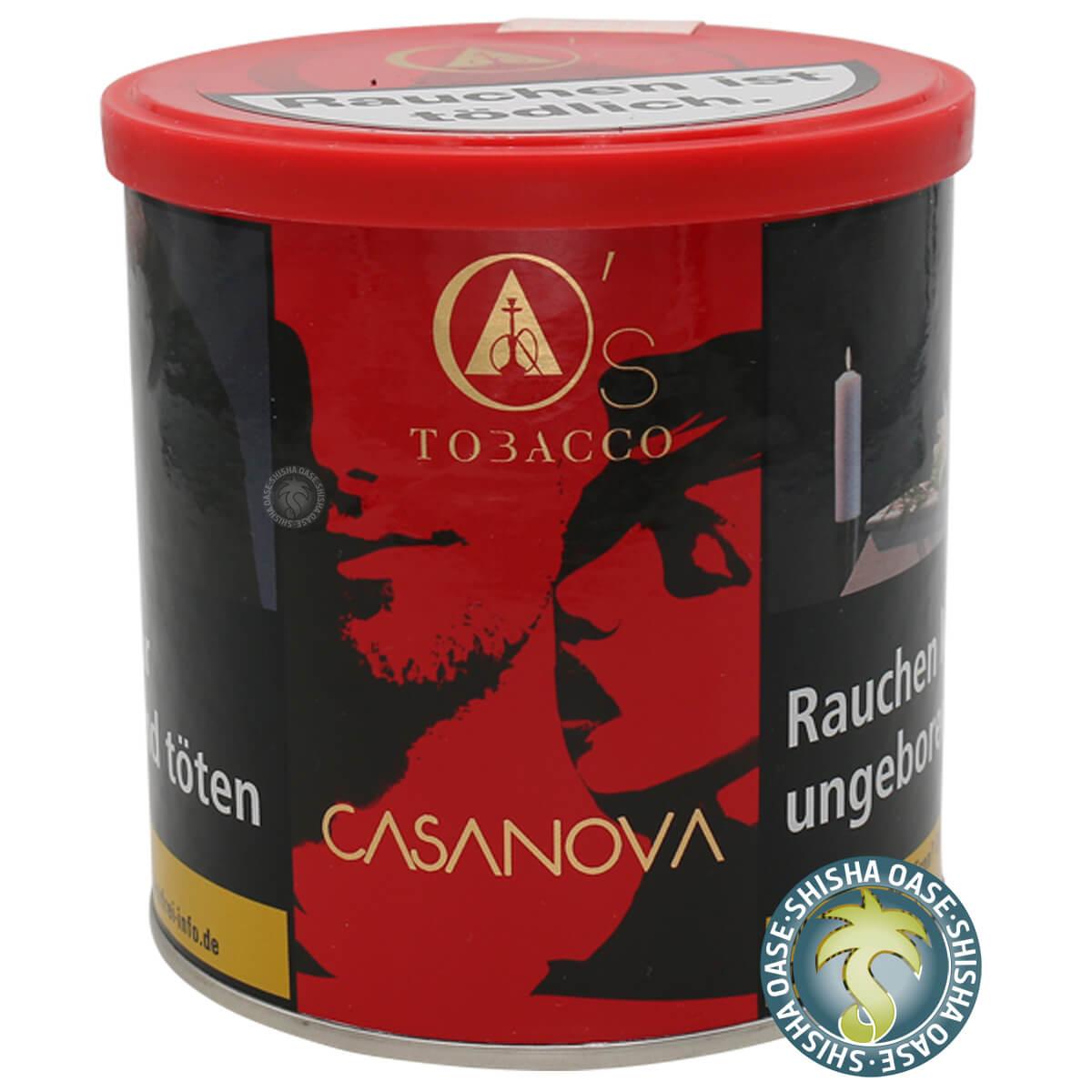 Os Tabak Red Line Casanova 200g